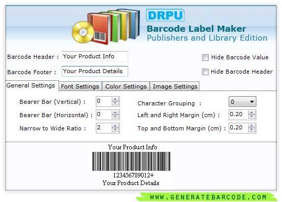 Windows 7 Generate Barcode Download 7.3.0.1 full